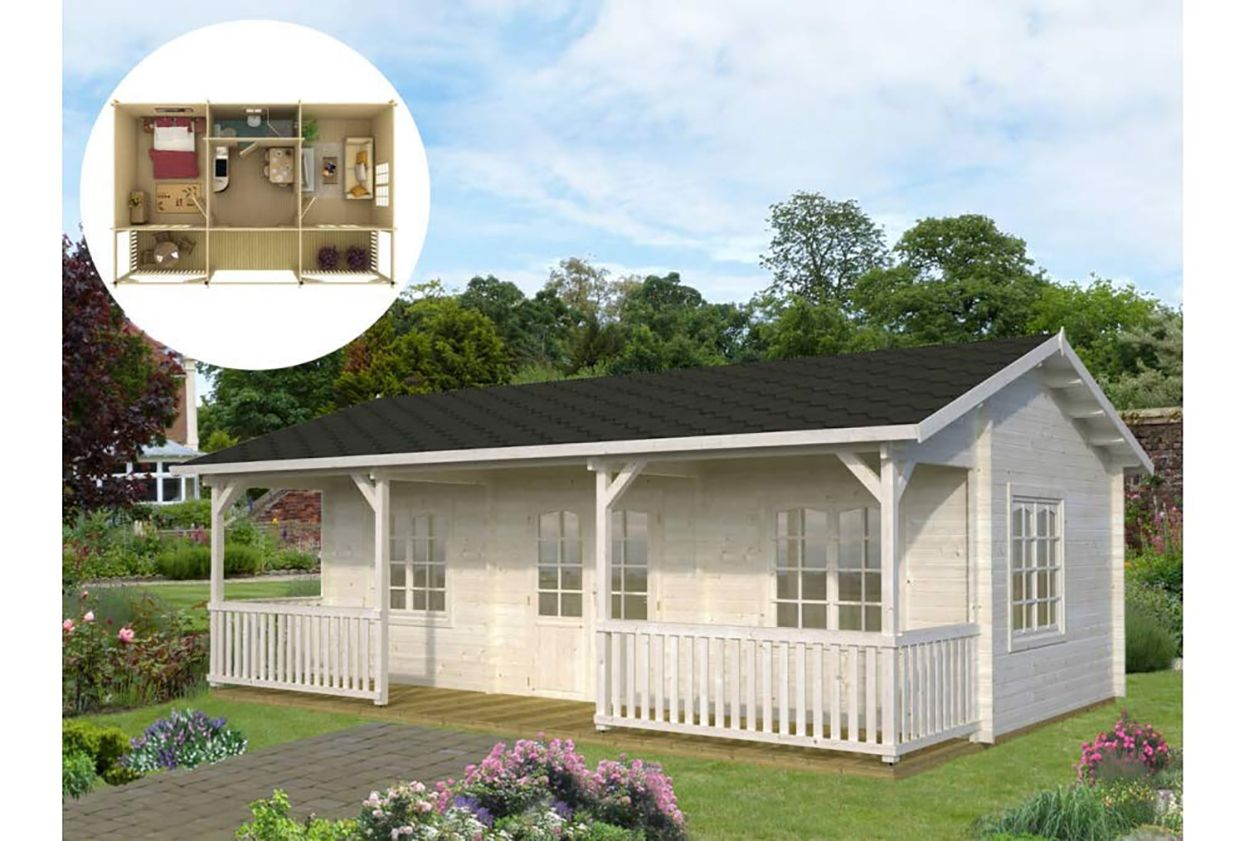 8 Tiny House Kits You Can Buy On Amazon And Build Yourself