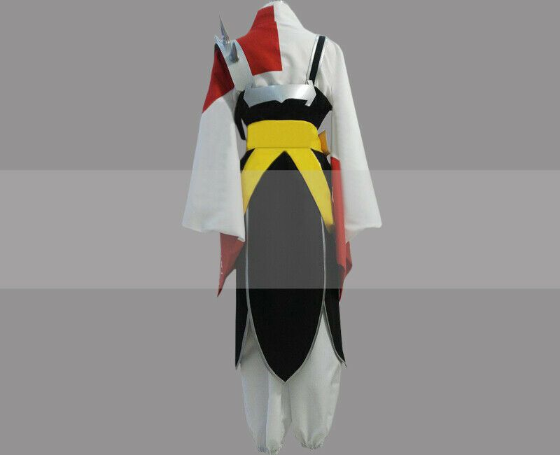NEW Customize InuYasha Cosplay Costume Outfit Buy