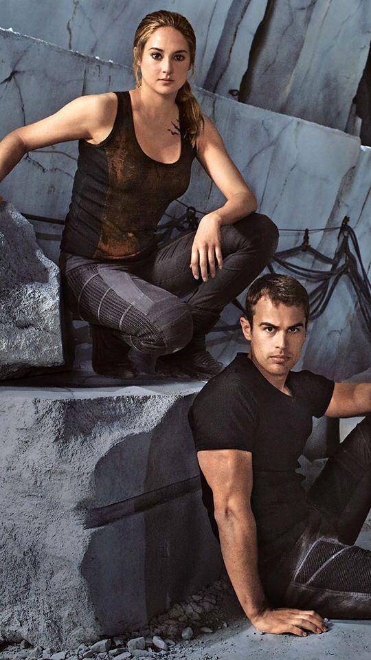 I'm tris prior and I'm divergent | Theo james, Divergent ...