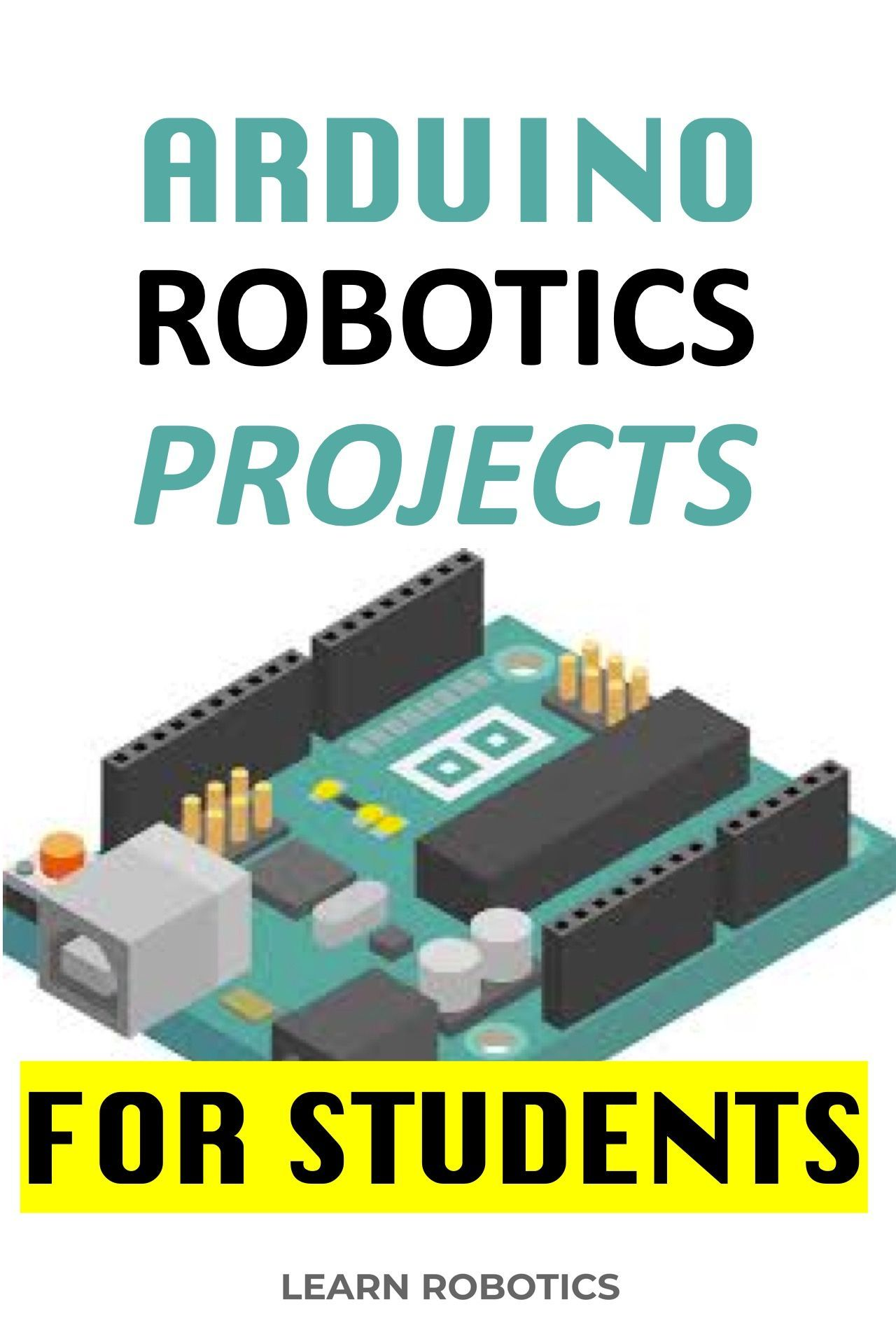 Check Out Our Growing Collection Of Arduino Robotics