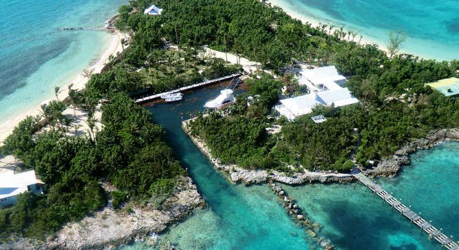 Sandy cay bahamas caribbean they are leaving all the for Bahamas private island for sale