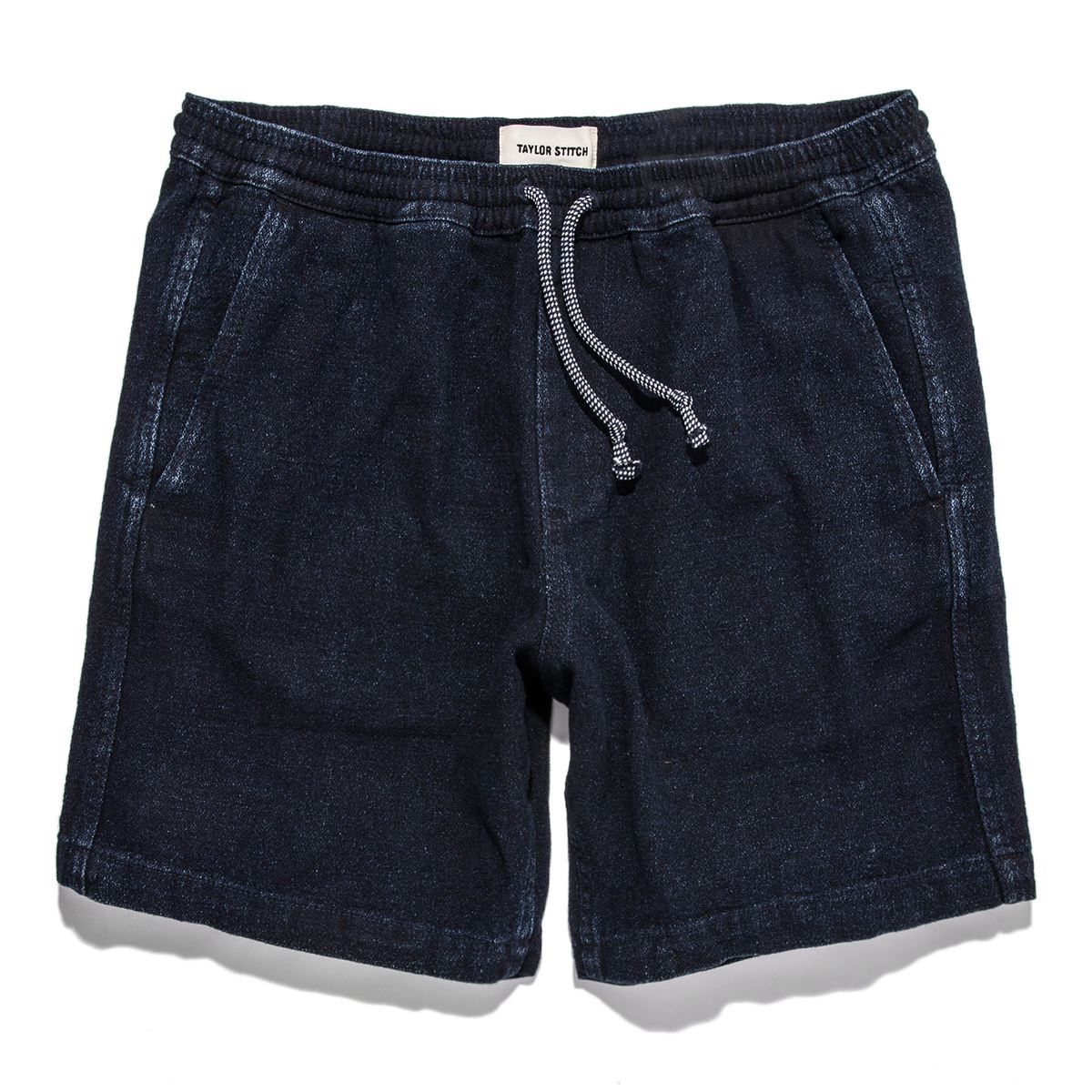 The Après Short in Indigo Crepe Featured Image Short