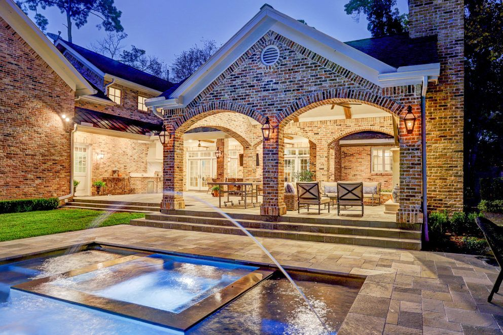 Wow Beautiful Stone Arch Cooking Area Outdoor Remodel Outdoor Living Areas Outdoor Kitchen Plans