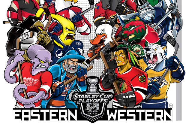 Bardown Get Psyched For The Start Of Nhl Playoffs With
