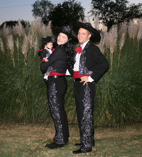 3 amigos halloween costume idea