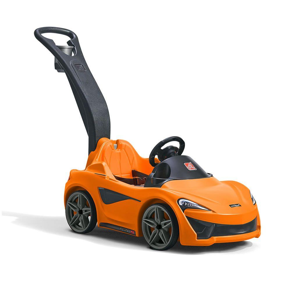Mclaren 570s Push Sports Car Kids Ride On Sports Car Kids Ride On Sports Cars