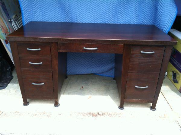 Ethan Allen Desk Horizons Collection 425 Cary Ethan Allen