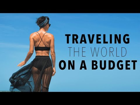 How to Travel Cheap: 21 Tips for Traveling the World on a Budget | Sorelle Amore - YouTube