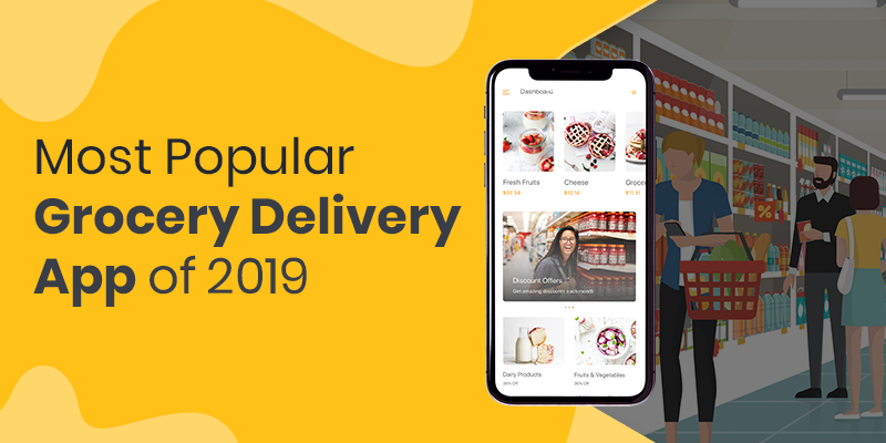 Top 3 Grocery Delivery App You Must Have in Your Mobile