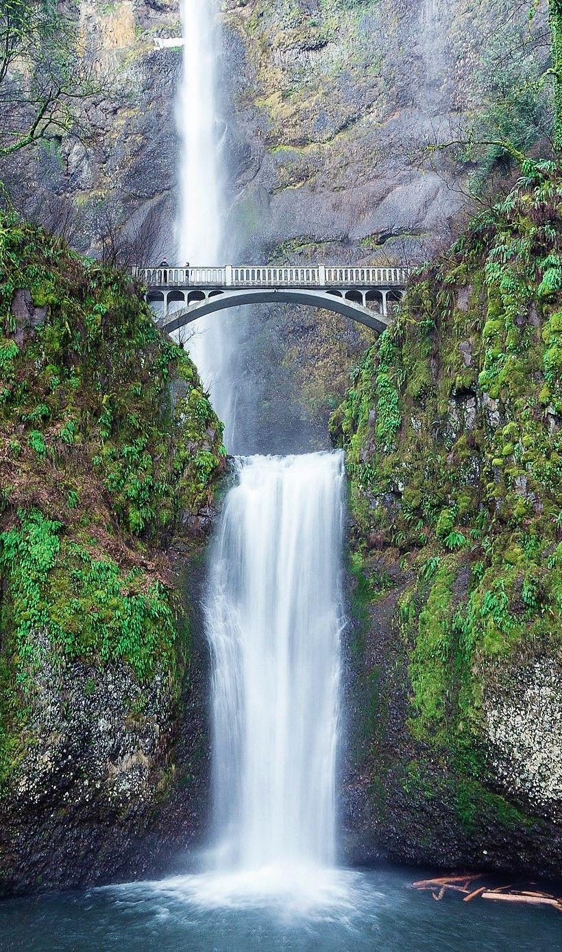10 Amazing Waterfall Hikes In Oregon Oregon Waterfalls Waterfall Photography Waterfall Pictures