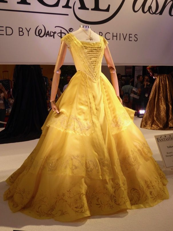 Emma Watson Beauty And The Beast Belle Gown With Images Fairy