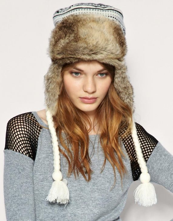 9c175d8ed91 Stylish Winter Trapper Hats for Women | christmas | Winter hats ...