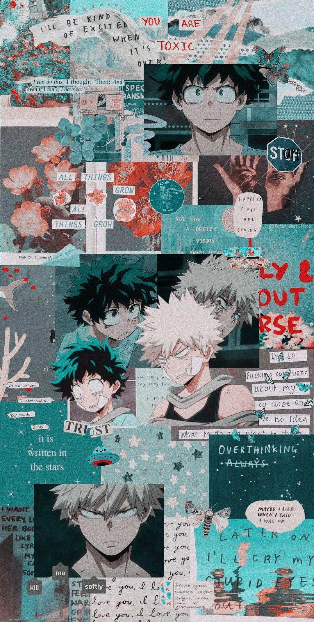 My Hero Academia Wallpaper Aesthetic My Hero Academia Wallpaper Sfondi Carini Come Disegnare Anime Arte Delle Anime