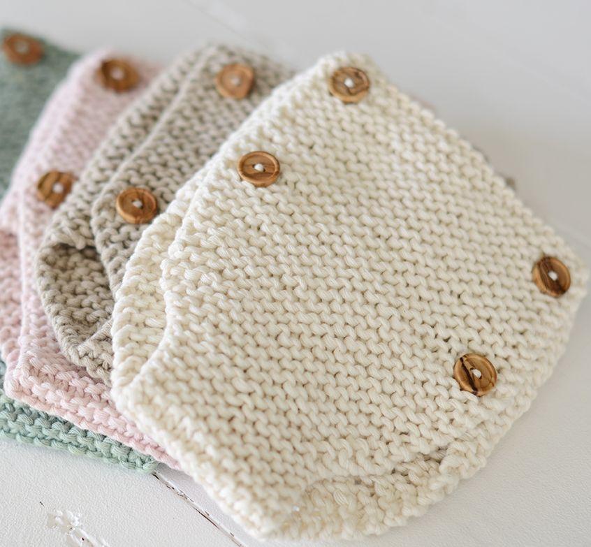 Ranita botones algodón - Nottocbaby | Ropa punto bebé | Pinterest ...