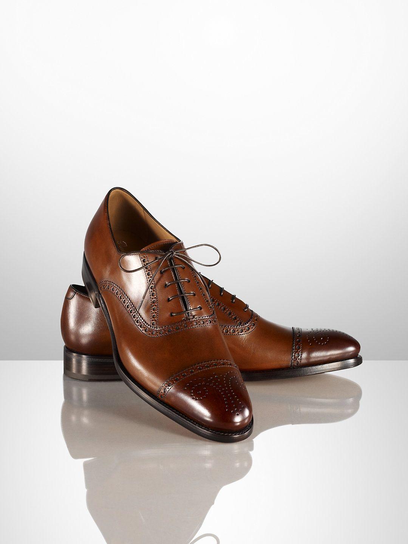 de9f2607d5 Denver Cap-Toe Shoe - Dress Shoes - RalphLauren.com | Every girl's ...
