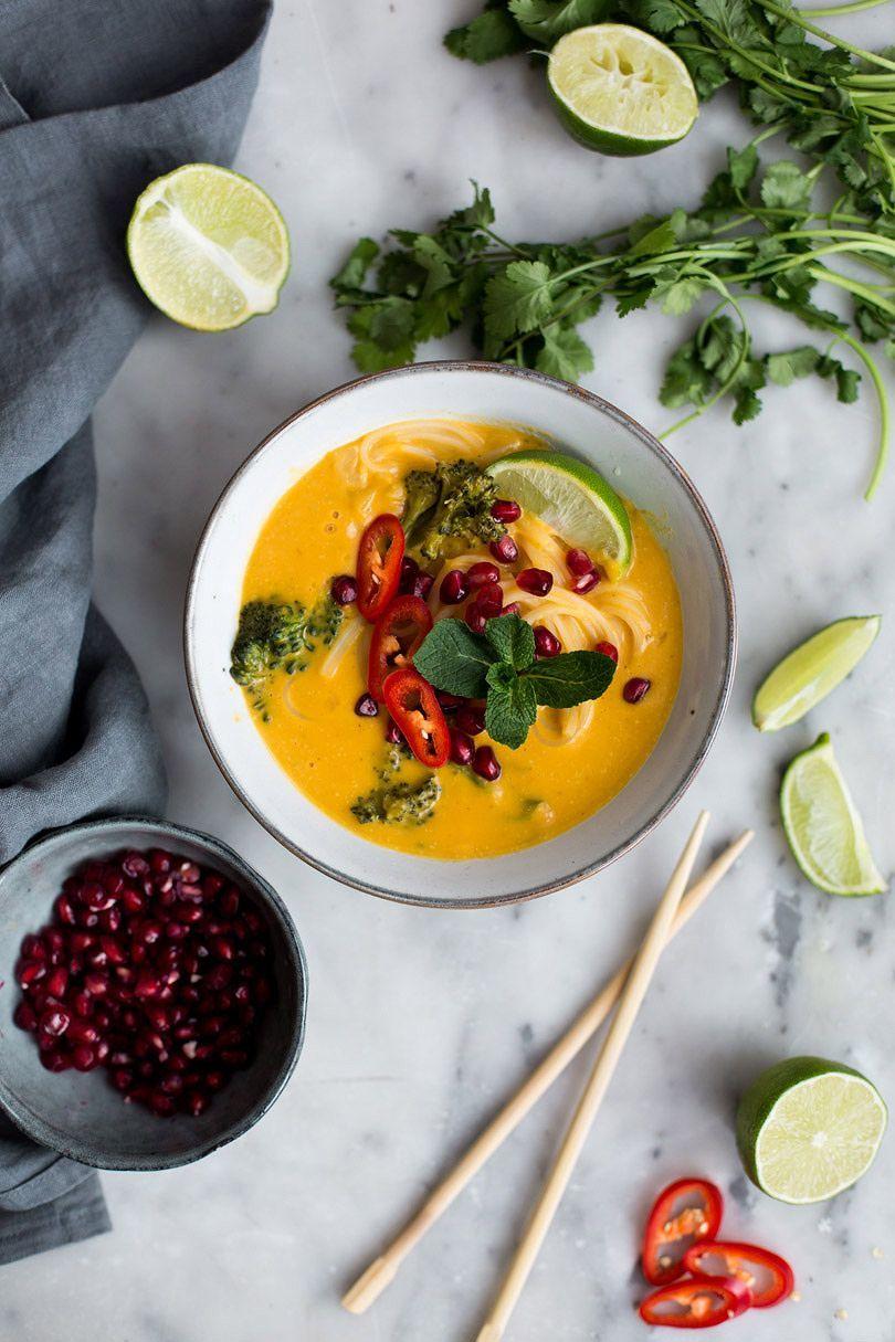 Вегетарианские супы при диете 1