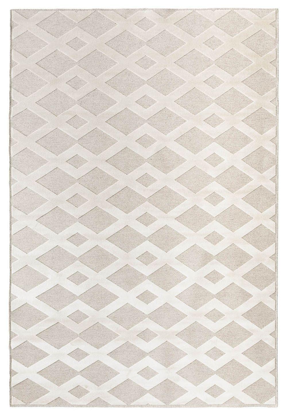 Lana Pattern Beżowy 200 X 290 Dywany Produkty