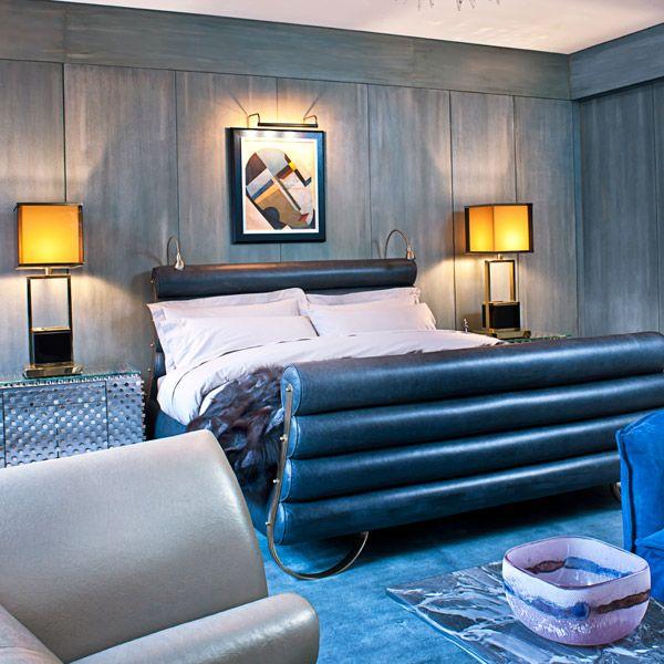 Bedroom Art Supplies: Kelly Wearstler's Design Essentials, Plus Her Best Advice