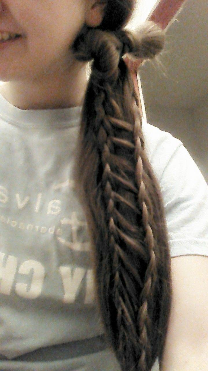 DIY hair(: beautiful neat braid | Diy hairstyles, Easy ...