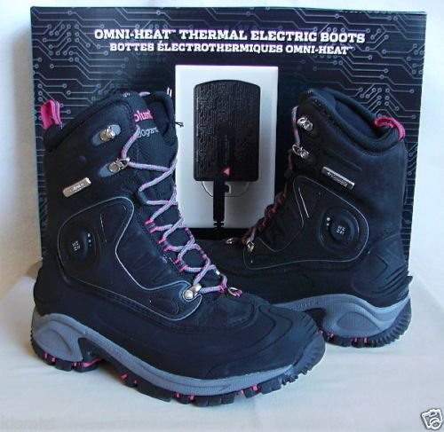 fd8ef90161c Details about Columbia Omni-Heat Electric Bugathermo Winter Boots ...