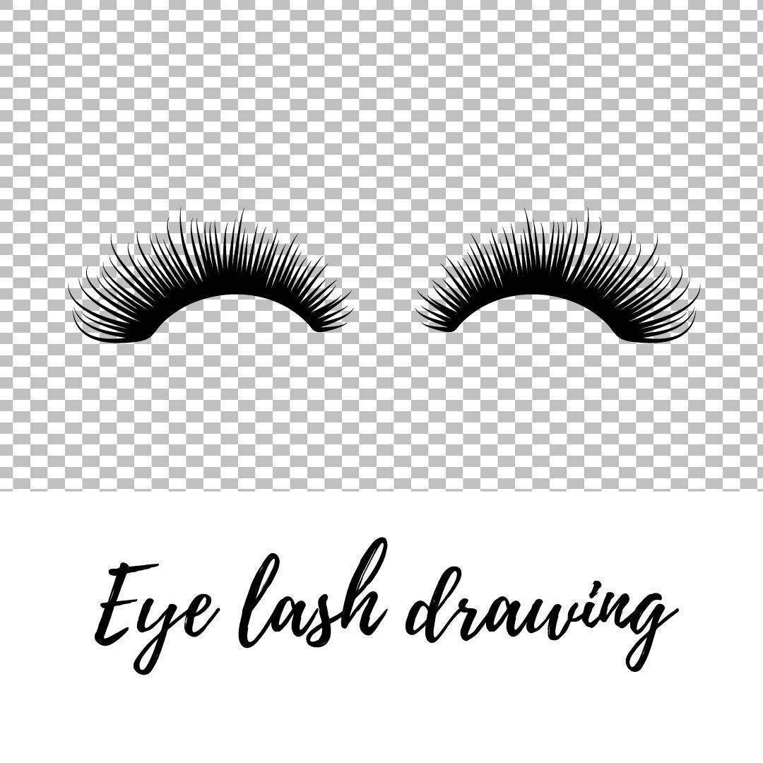 Eye Lashes Icon Logo Clipart Eyelash Logo Lashes Logo Eyelashes