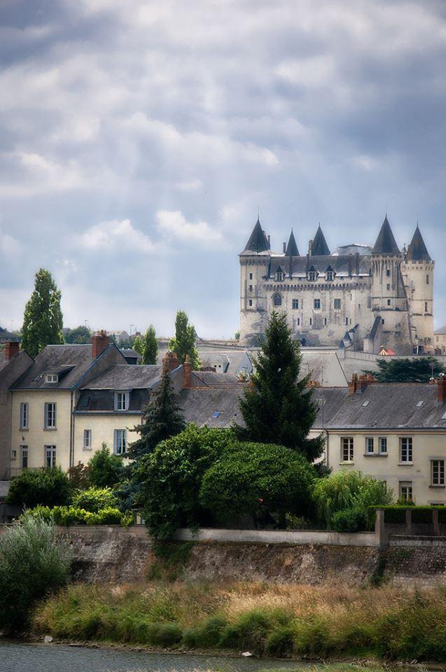 Château de Saumur France
