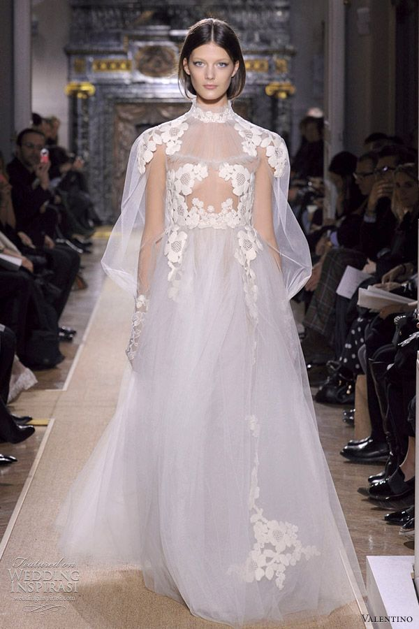 Gowns Valentino Wedding Dress Spring 2012 Couture