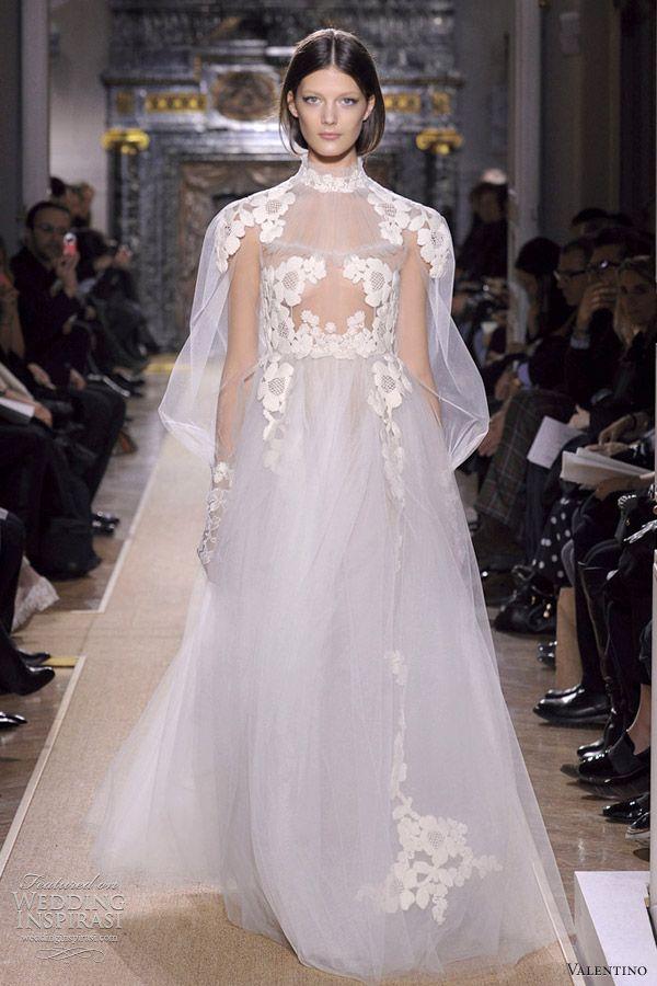 Valentino Spring Summer 2012 Couture Wedding Inspirasi Bridal Couture Couture Wedding Valentino Wedding Dress