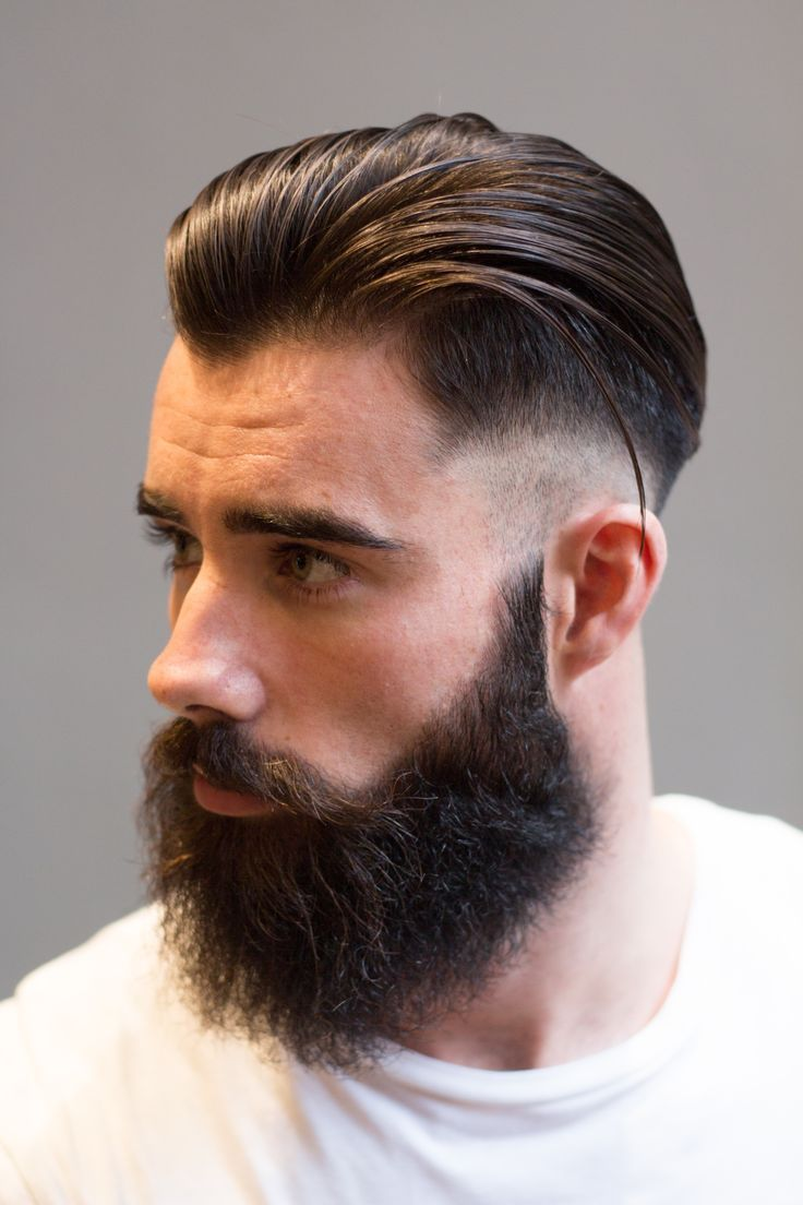 Rockabilly Guys hairstyles