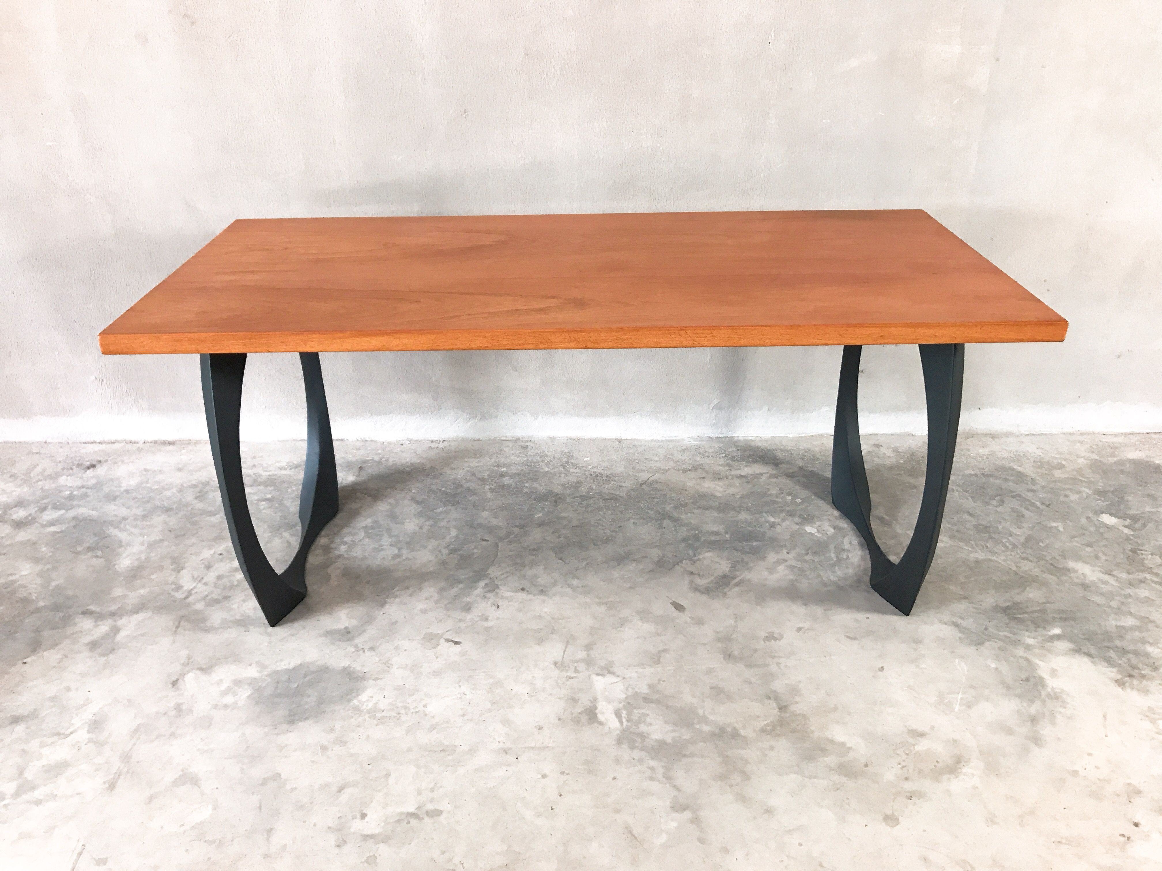 Excellent Table Metal Legs Base For Dinning Table Live Edge Table Beutiful Home Inspiration Aditmahrainfo