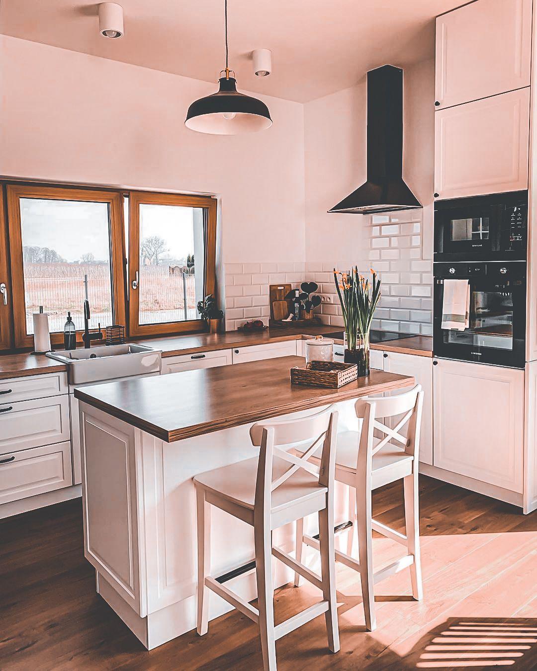 28 Stunning Scandinavian Kitchen Designs 2020 In 2020 Scandinavian Kitchen Design Cottage Kitchen Design Kitchen Design