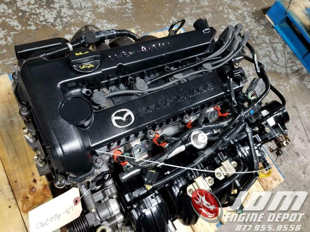 Sponsored Ebay 05 07 Ford Escape 2 3l 4cyl Non Vvt Mzr Engine