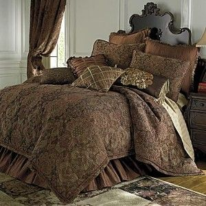 Jcpenney Villa Collections Bedding Chris Madden Bordeaux