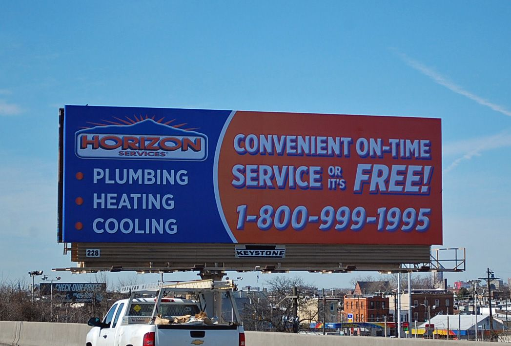 Our Brand New Billboard Located On I 95 Local Advertising