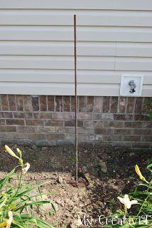 My Creativit Diy – Tipsy Stackable P*T Planter Planters 640 x 480