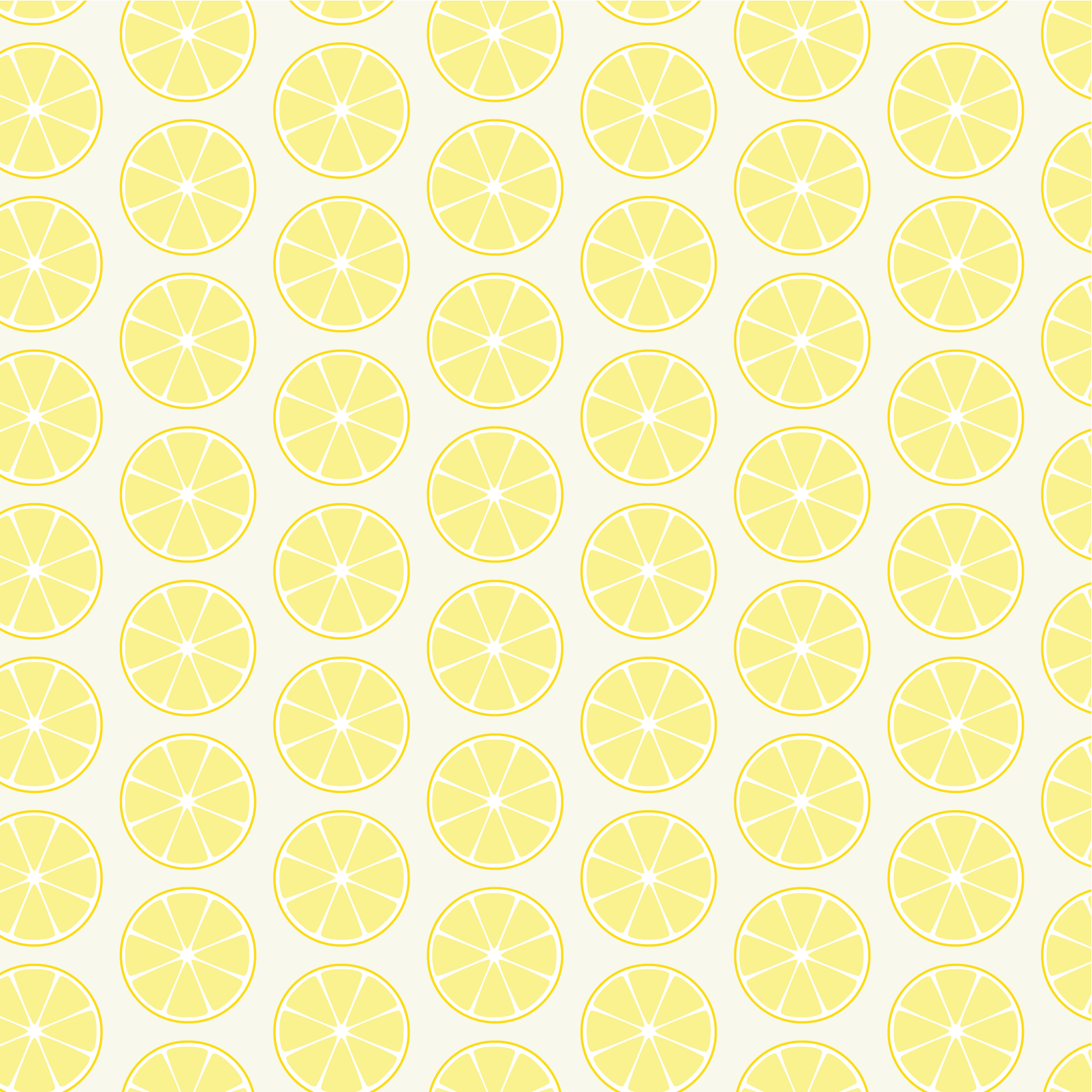 Lemon Step And Repeat Yellow Pattern Wwwkidsmopolitancom