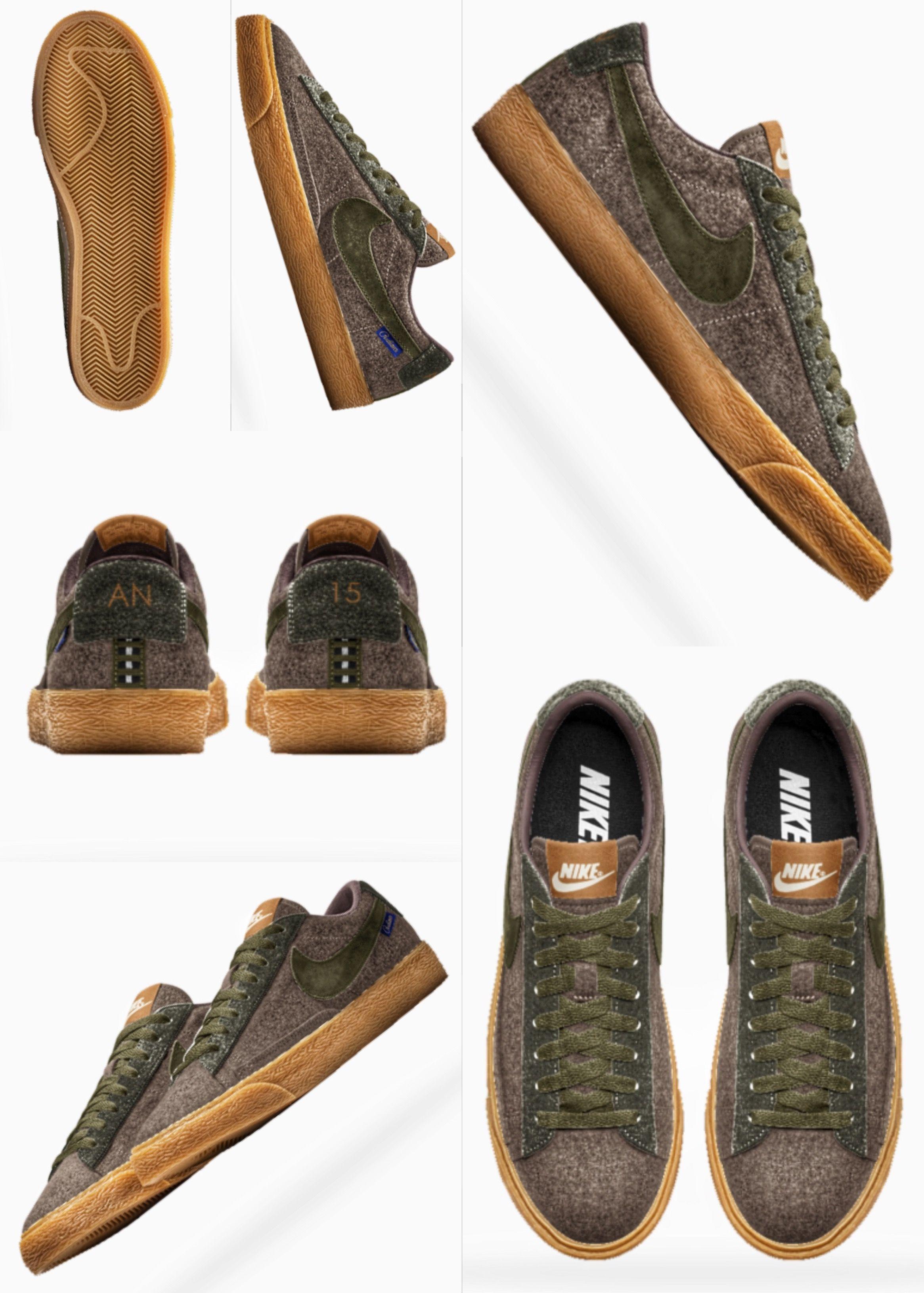 new style cf94f 6df24 Blazer Low Pendleton iD Puma Platform, Platform Sneakers, Nike Id