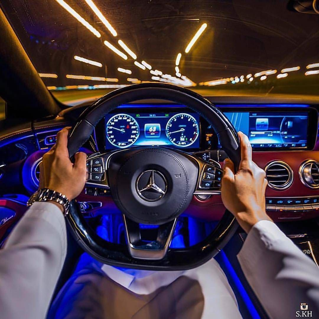 Drive At Night Like You Own The World If You Like It By Luxys