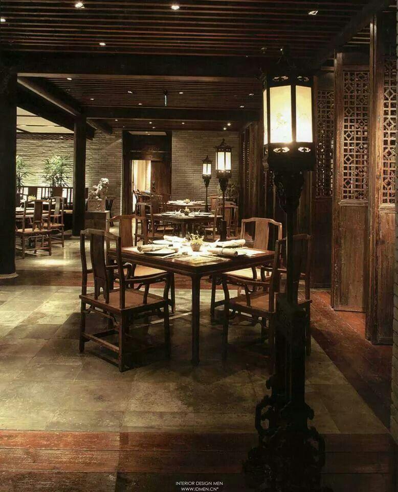 Traditional Chinese Restaurant Design Restaurant Design