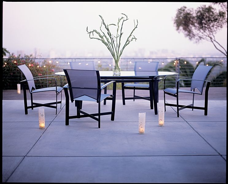Meridian Dining Collection From Brown Jordan Outdoorfurniture Florida Westpalm Patio Furniture
