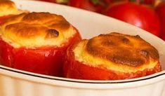 Tomates Soufflées à la Ricotta WW