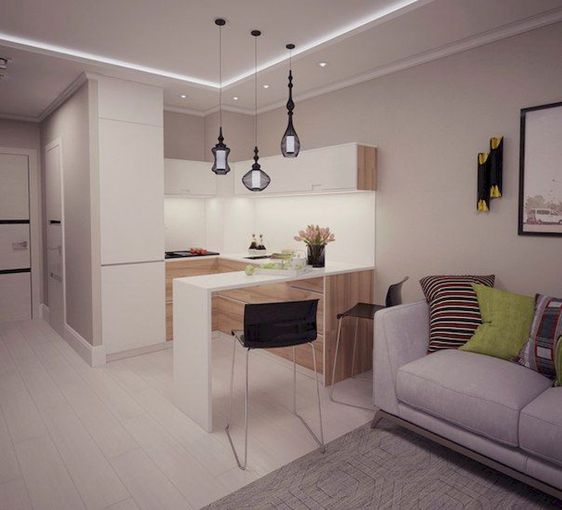 Kitchen Themes For Apartments: Apartment Kitchen (14 In 2019