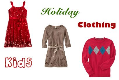 Kid's Holiday Clothing! #holidays #clothes #kids