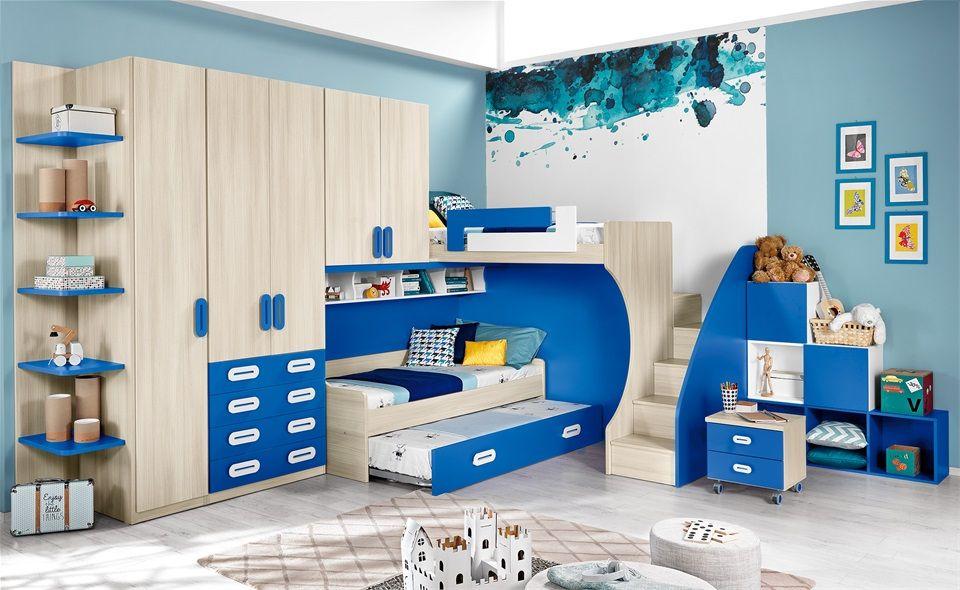 Composizione tipo Mira - Mondo Convenienza   Kids Room   Pinterest ...