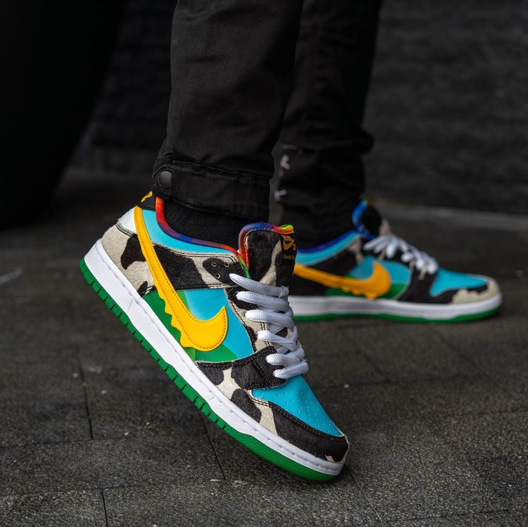 Ben & Jerry's x Nike SB Dunk Low: Der coolste Nike Sneaker