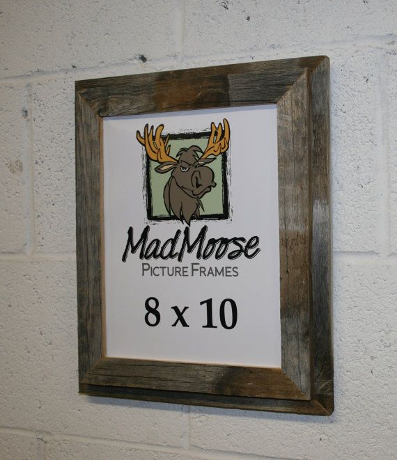 Hey, I found this really awesome Etsy listing at https://www.etsy.com/listing/157498010/8x10-double-barn-wood-picture-frame