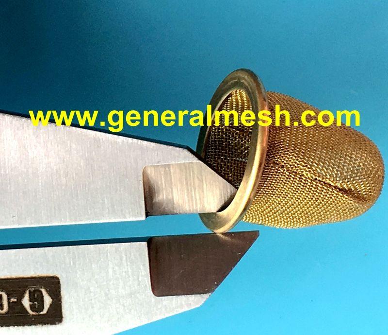 Generalmesh Oil Filter Thimble Type In 2020 Stainless Steel Mesh Steel Mesh Strainers
