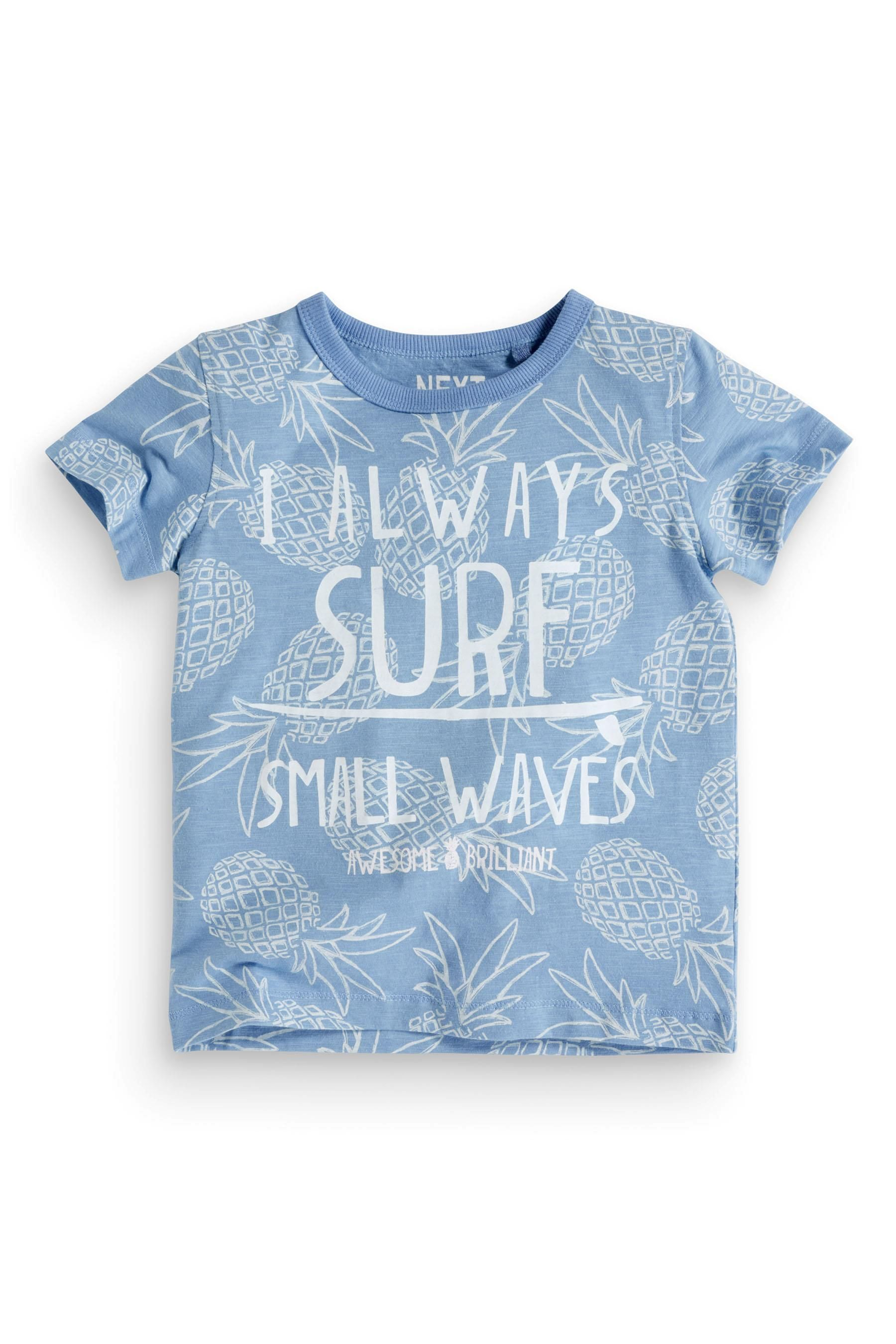 08eb74951cc Buy Surf Printed T-Shirt (3mths-6yrs) online today at Next: United ...