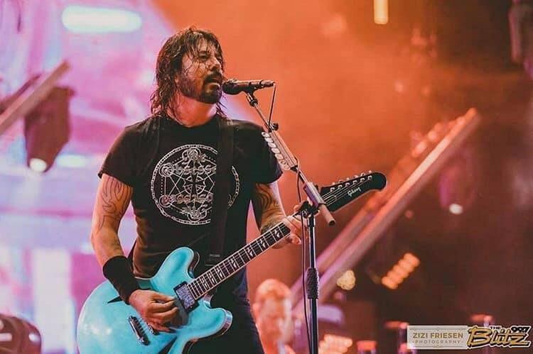 Dave Grohl / Foo Fighters 05/19/19 Sonic Temple Festival MAPFRE Stadium, Columbus OH 📷Zizi Friesen
