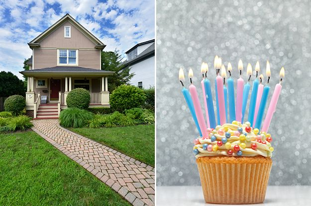 Create your dream house and we 39 ll guess your age quizzes for Build dream home online for fun